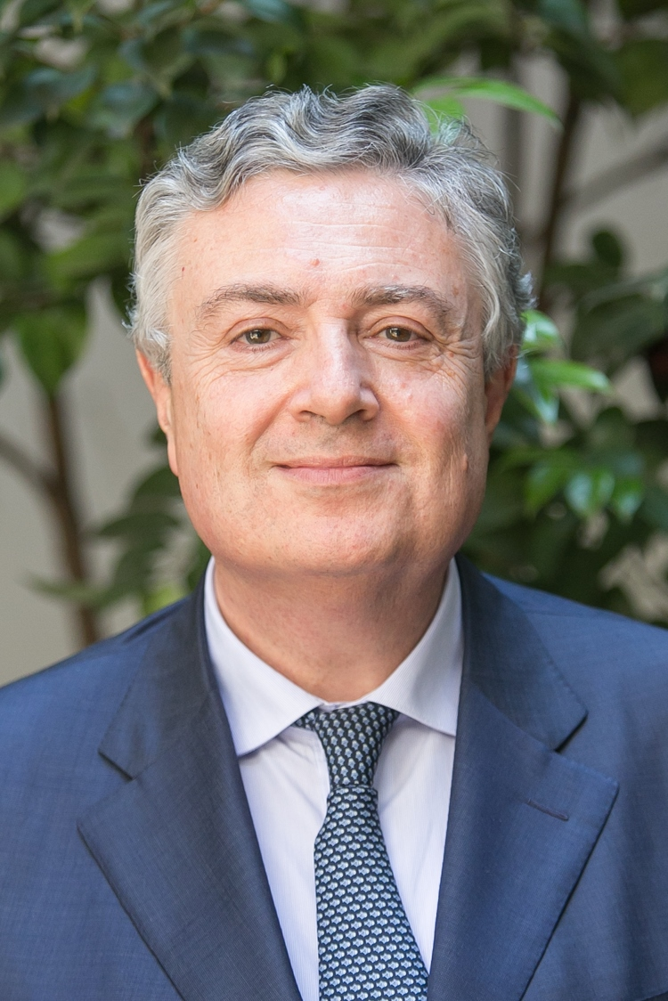 Photo de Jacques CREYSSEL - Vice-président du CdCF