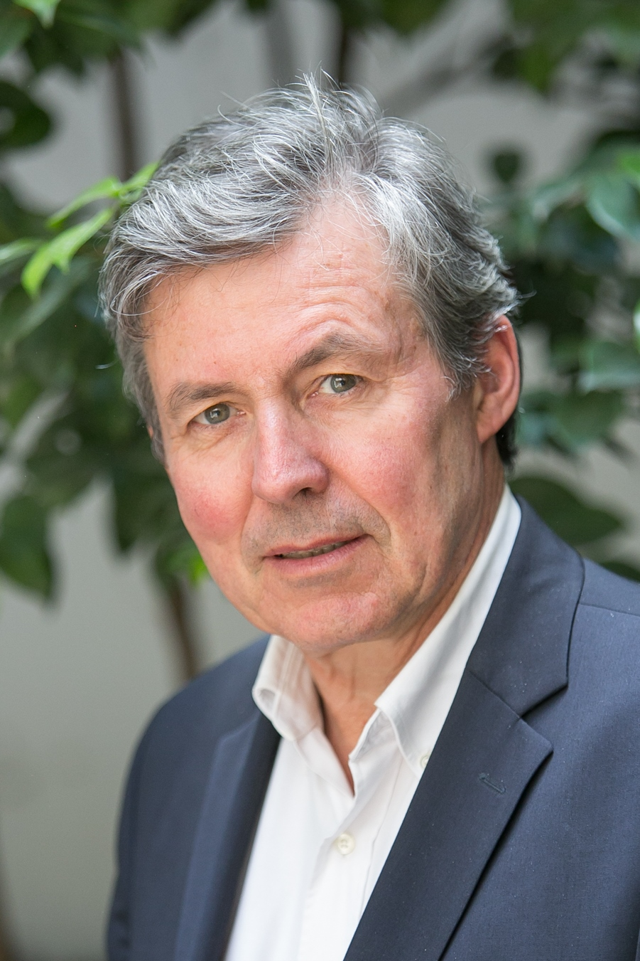 Photo de Pierre GOGIN - Vice-président du CdCF