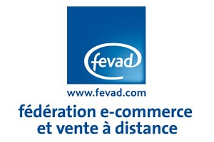 "FEVAD : Baromètre de l'audience du e-commerce en France au 2ème trimestre 2016"" et ""Evolution du nombre de sites e-commerce en France"""